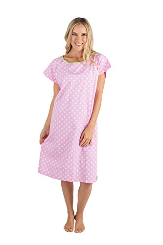 Gownies Hospital Patient Gown, Designer (L/XL Size 10-16, Molly)