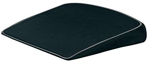 Walser 12106 Keilkissen Auto Superior Joe, ergonomisches Sitzkissen, Sitzkeil, schwarz