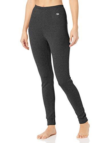 Duofold Women's Thermal Pant, Granite Heather, M
