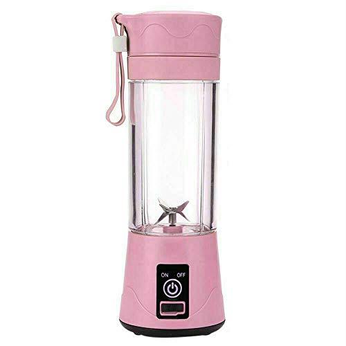 AKHUND Portable Blender Travel Juicer Smoothie Juicer Cup - Six Blades in...