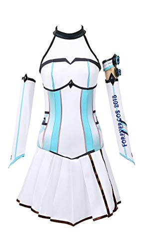 D4DJ Photon Maiden Fukushima Noa Cosplay Costume Halloween Costume Full Set (Female XS)