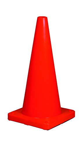 Honeywell 28' Orange Traffic Cone (RWS-50012), Large