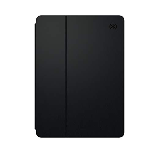 Speck Products Compatible Case for Apple 10.5-Inch iPad Pro, BalanceFolio Leather Case, Black/Black