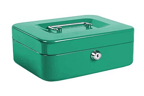 Kippen 10033V3 - Caja de caudales verde