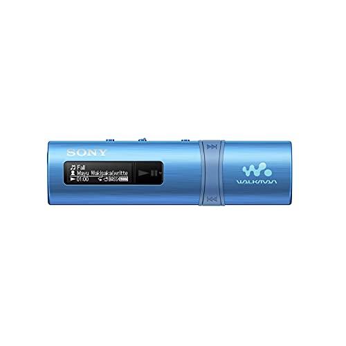 Sony NWZ-B183L Walkman (4GB Speicher, USB) blau