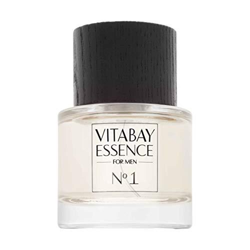 Vitabay Essence No. 1 for men 50 ml • Markantes Eau de Parfum • Mit 10% Parfümöl