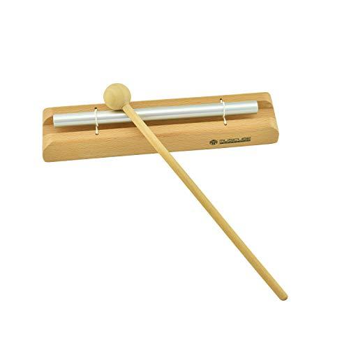 RiToEasysports Trio Carillon Carillon Trois Tons Carillon de m/éditation Trio Carillon Kid Instrument de Percussion pour la m/éditation et la gu/érison Music Class Music Toy