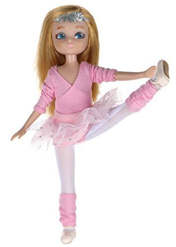 Lottie Doll Ballet Class Ballerina Doll   Perfect Ballet Toys for Girls and Boys   Ballerina Doll for Girls Age 3 4 5 6 7 8