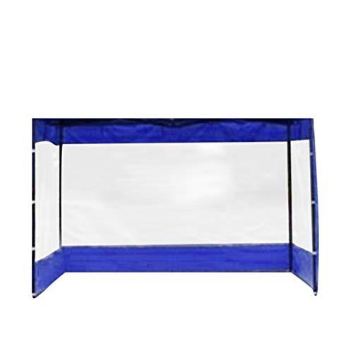 weichuang Außenzelt Wasserdicht Pavillons Zelte Garten Vordach im Freien Sonnenschutz Faltzelt Regen Tuch Schutz Abdeckung Zeltzubehör # 4 Zelt (Color : A)