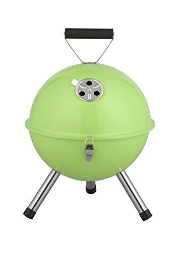 ACTIVA 10973G - Parrilla de carbón, Color Verde
