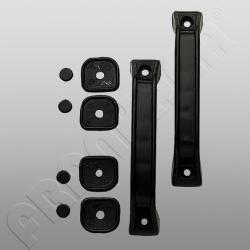 Fawo Rangiergriff schwarz 145 mm 2-er SB