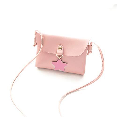Fashion Backpack, Tangpingsi Newest Style Fashion Kid Girl PU Leather Crossbody Small Bag Body Cross Bag