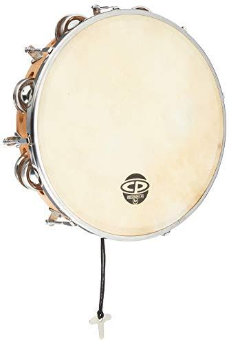 CP391 10' Tunable Tambourine, Wood