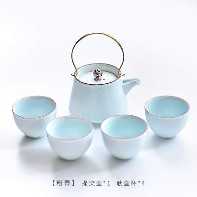 LLDKA thee van keramiek kom 2019 theepot van keramiek draak met hittebestendig handvat Jar theepot