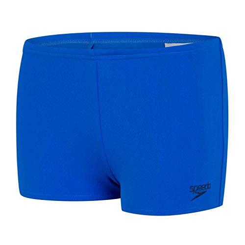 Speedo Essential Endurance + Short Bañadores Niño para Natación, Color Azul, Talla 4 Años