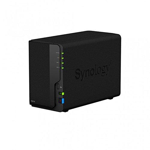 Synology ds218de 2Bay 20TB Bundle 2x