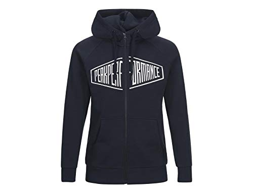Peak Performance Sportswear Zip Hood Salute Blue - XL