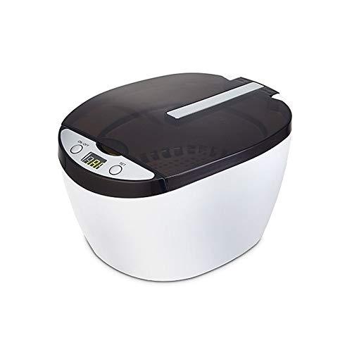 MYXMY Ultraschall-Reinigungsgerät Haushaltswaschmaschine Uhr Schmuck Reinigungsmaschine Kontaktlinsen-Reiniger