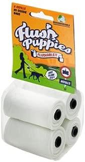 Flush Puppies フラッシュ パピーズ 犬用トイレ袋 詰替用 (4ロール/40袋入)