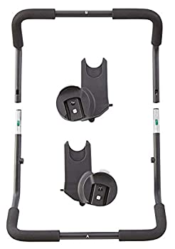 Baby Jogger Chicco/Peg Perego Car Seat Adapter for City Select and City Select LUX Strollers Black