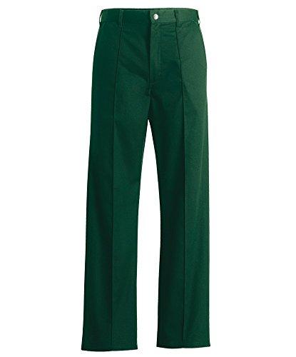 Alexandra STC-NM30SP-48S Essentiële Heren Werkkleding Broek, Plat, Kort, 65% Polyester/35% Katoen, Maat: 48, Sparren Groen