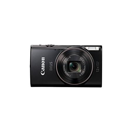 Canon 1076c001 Ixus 285 Hs Kamera Schwarz Kamera