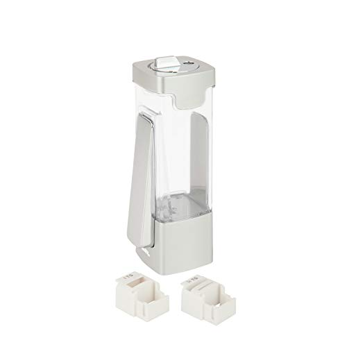 Honey-Can-Do Zevro pro Sugar 'N More Dispenser - Silver