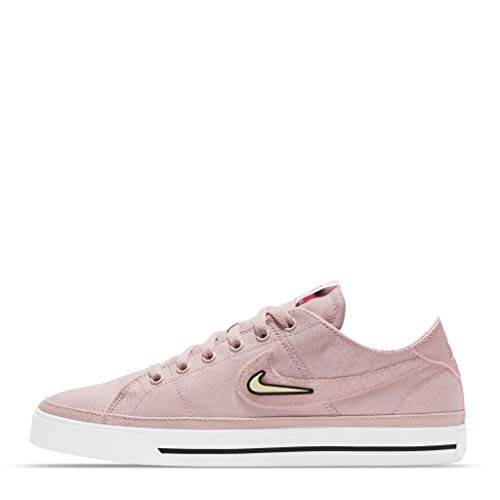 Nike Court Legacy VDAY, Sneaker Donna (Champagne, Numeric_36_Point_5)