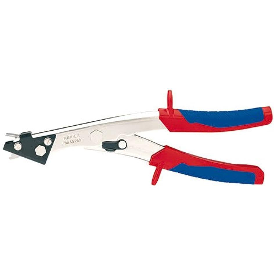 評価する性交広げるクニペックス (KNIPEX) カッター KNIPEX 9055-280 鉄板カッター (ニブラー) 9055-280