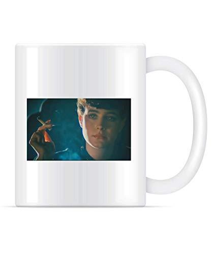 N\A Taza de café clásica de Blade Runner Rachel para Mujeres y Hombres, Tazas de té