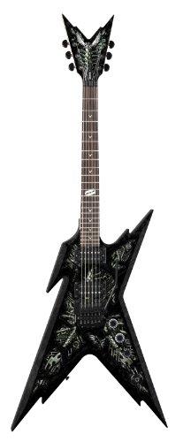 Dean Guitars Razorback E-Gitarre (Dimebag, Biomechanical-Design, Floyd-Steg)