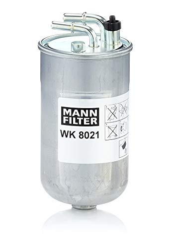 MANN-FILTER WK 8021 Filtro de Combustible, para automóviles