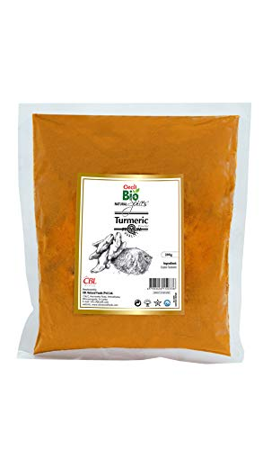 Cecil Bio natural Turmeric Powder, 200g (3-Pack)