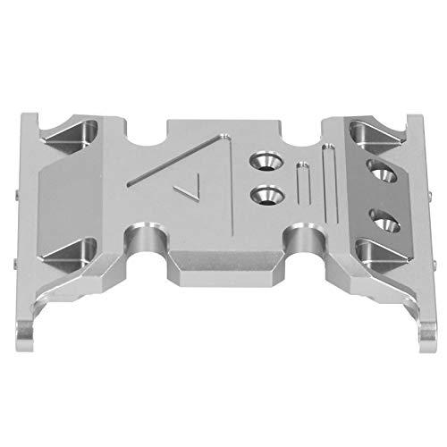 Montaje de la caja de cambios de RC de la aleación de aluminio de la caja de cambios del coche de RC con el estilo perfecto para actualizar el coche de RC(Titanium)