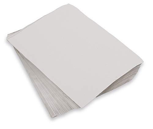 10kg Packseide 50 x 75 cm grau | Seidenpapier | Umzug Packpapier | Polsterpapier für sicheren Versand | wählbar 2-100kg in zwei Größen