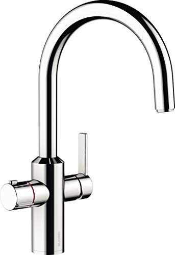 BLANCO 525224 TAMPERA Hot Heißwasserarmatur, 230 V, chrom, 382