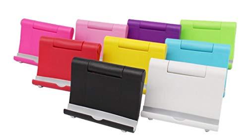 Suporte De Mesa Universal Celular Tablet Smartphone - Lançamento