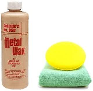 Collinite Metal Wax # 850 Combo