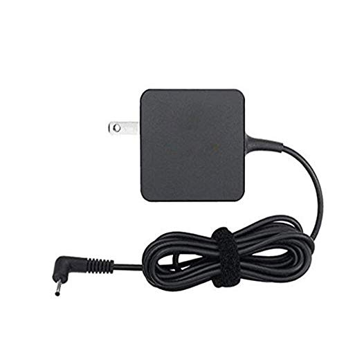 AC Charger Fit for Samsung PA-1250-98,BA44-00322A,aa-pa3n40w,AD-2612AUS,PA-1250-96 Chromebook 3 E500C13-K01US XE500C13-K02US XE500C13-K03US XE500C13-K04US Laptop Power Supply Adapter Cord