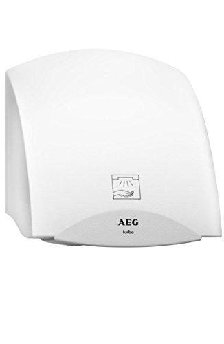 AEG 187929 HE 260 TM - Secador de manos (2,6 kW, 230 V)