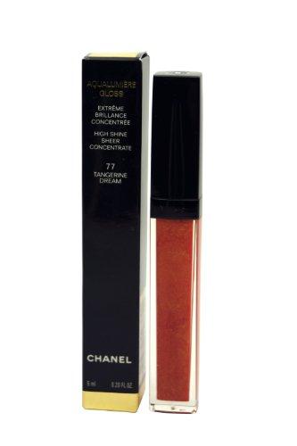 Chanel Aqualumière Gloss 77 Tangerine Dream 6 ml