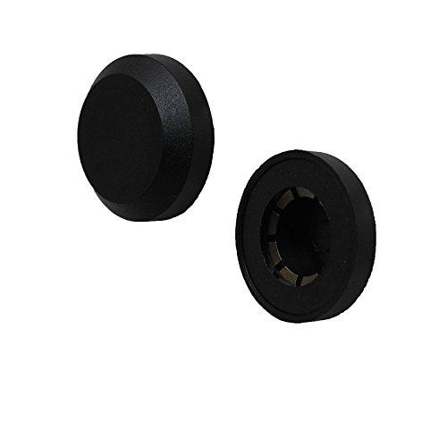 2 Stück Achskappen Starlockkappe Sicherungskappe Kunststoff Achse 20 mm
