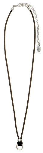 Pilgrim Damen-Halskette  Messing versilbert  444-841