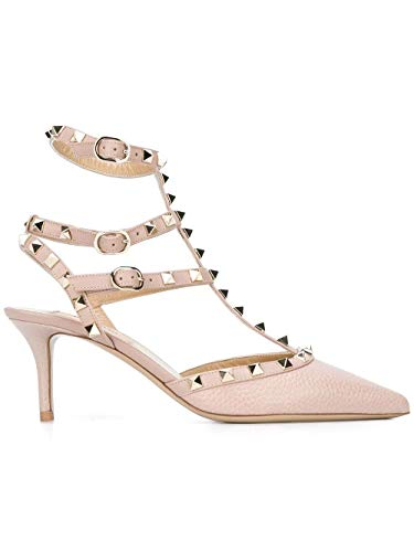 Valentino Luxury Fashion Donna TW2S0375VCEP45 Rosa Scarpe con Tacco | Primavera Estate 20
