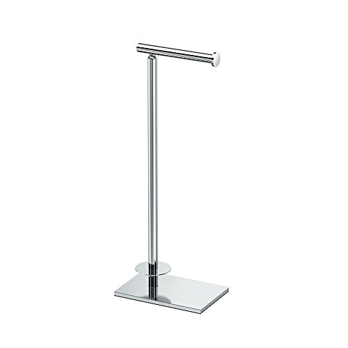 Top 10 best selling list for acrylic and chrome toilet paper holder