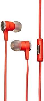 JBL E10REDNP Synchros E10 in-Ear Headphones