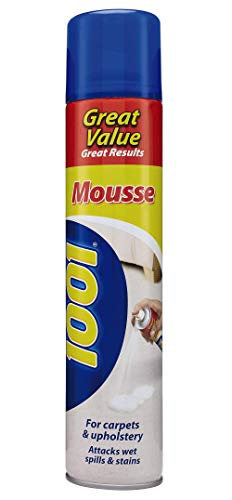 Mousse & Upholstery Cleaner 350ml