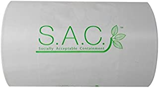 Sanitary napkin disposal bags 4 Roll refill set