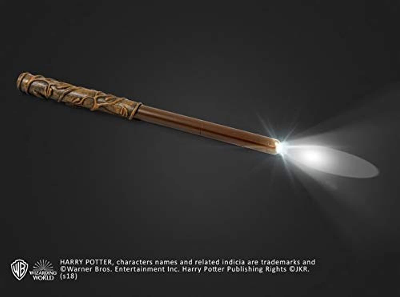 Noble Collection - Stylo Harry Potter - Baguette Magique Hermione Granger - 0849421004408