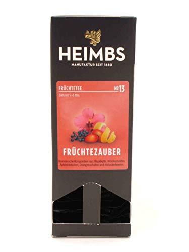 Heimbs Tee - FRÜCHTEZAUBER - 20 Tea Bags